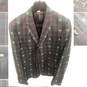 Gucci blazer purchased in Milan, Italy